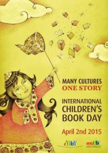 International Children's Book Day 2015